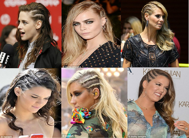 side-braids-urban-look-hairstyle