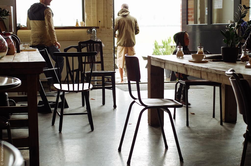 Espresso Fabriek, Amsterdam Westerpark