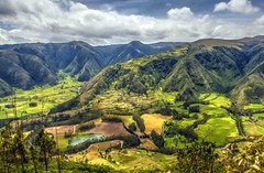 Landscapes of Ecuador