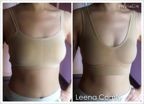 Leena Comfy Bra, #Leena #Flexy #Bra #LeenaMyBra #ComfyBra #WirelessBra #Infrared #SlimFastShapeWear #BodyShape #WeightLoss #Slimming #Massage #frobbsthailand