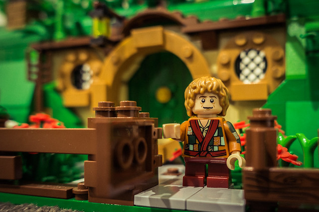 LEGO The Hobbit Unexpected Gathering