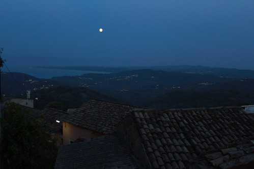 notte a Chlomos