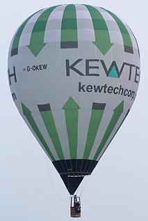 G-OKEW - Kewtech