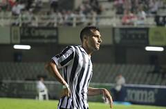 SEBASTIÁN RIBAS EN SU DEBUT CON EL FC CARTAGENA (2)