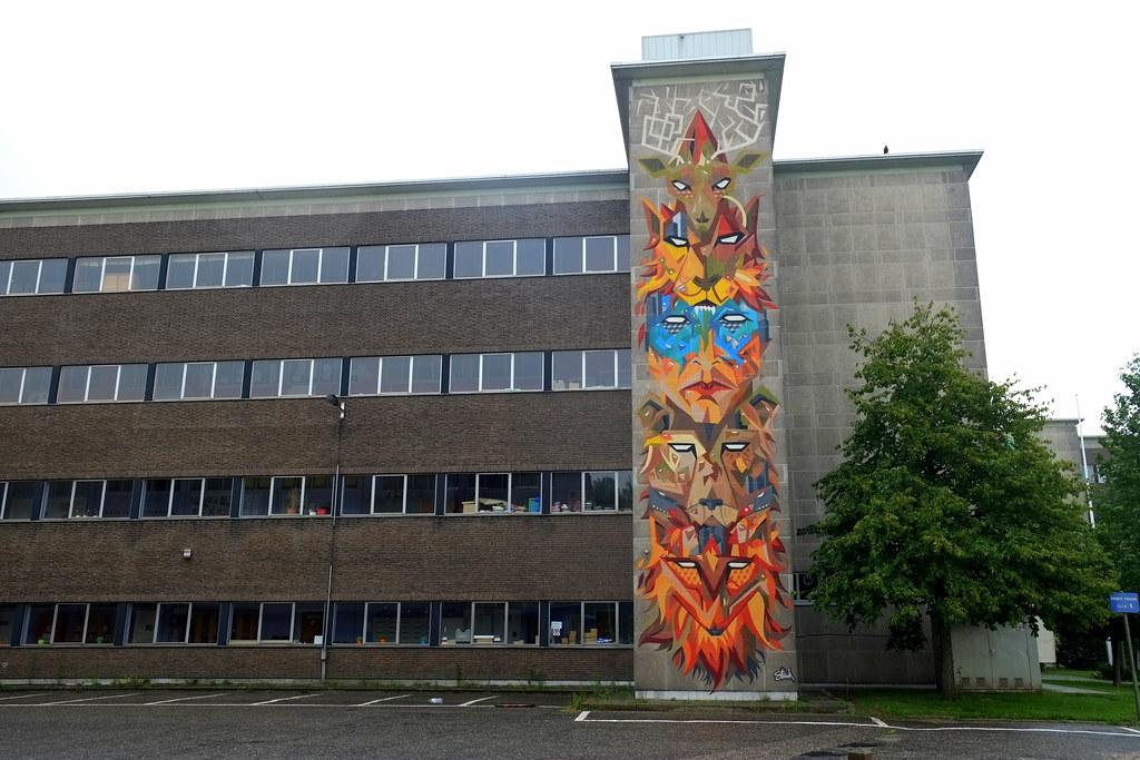 mural | strook | antwerp-luchtbal. belgium