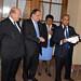 Permanent Council Bids Farewell to Ambassador of El Salvador