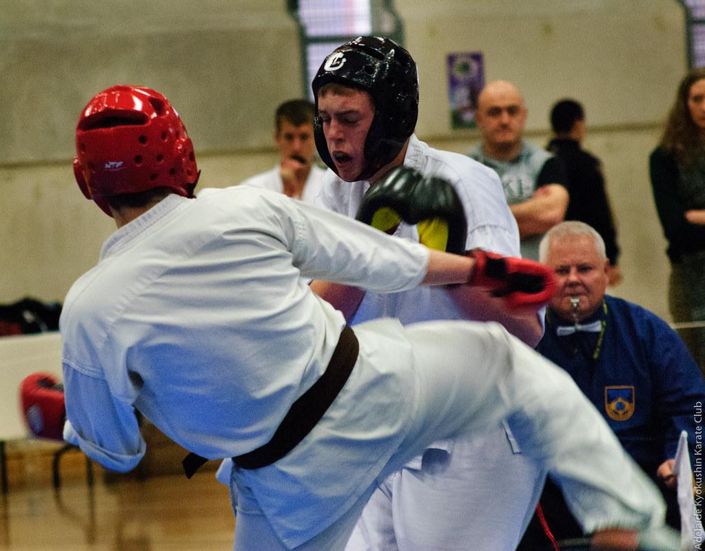 Australian Kyokushin Tournament 2014-25