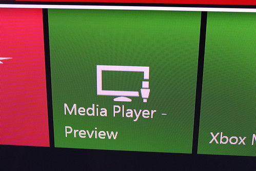 Xbox One Media Player Preview