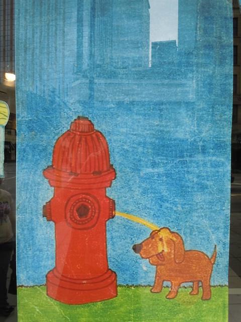 "Seen On The Street: ""Fire Hydrant's Revenge"" (Minneapolis, MN)"