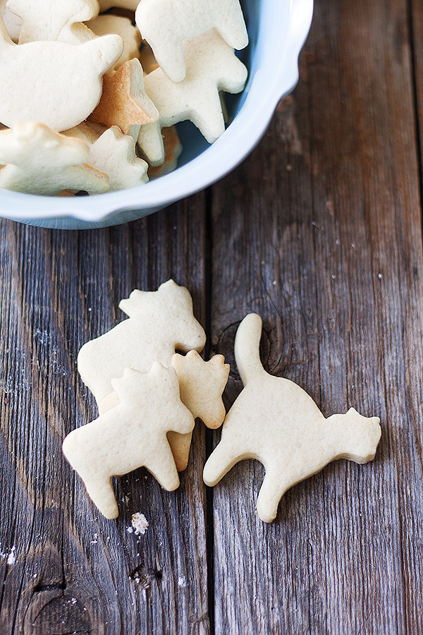 Homemade Animal Crakers