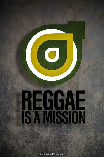 Reggae Is A Mission
