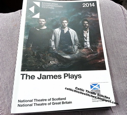 James Plays programme