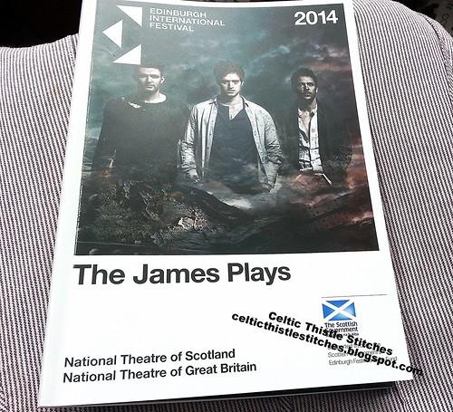 James Plays programme