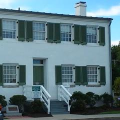 Lightkeepers house Havre de Grace, MD