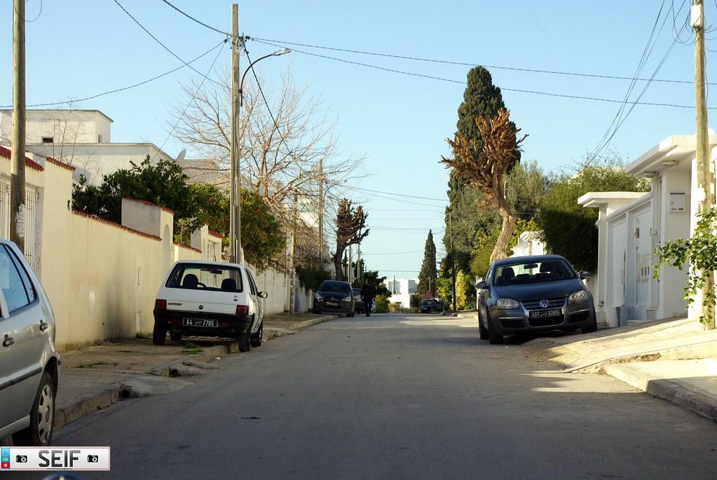 Road Tunisia 2014