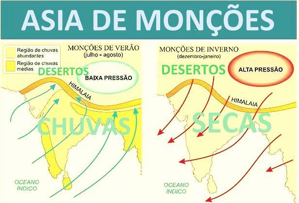 Ásia de Monções - Sala do Peppe