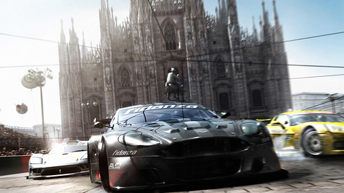 Car Racing Games 3d Wallpaper