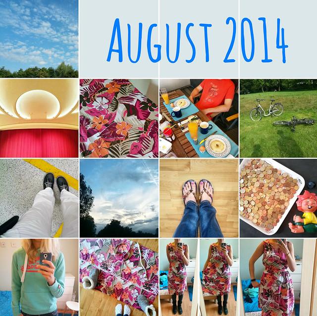 Goldengelchen Monatsrückblick August 2014 Teil 1