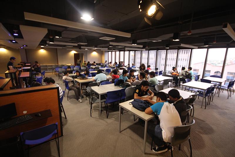 iAcademy rooms 3