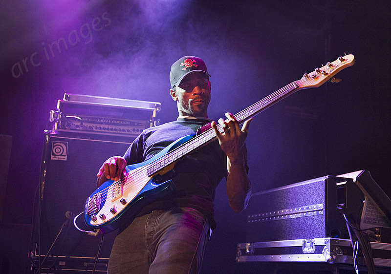 Throwing Muses, Bernard Georges, Manchester Academy, 19-9-14