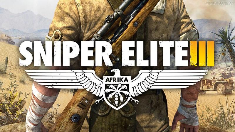 ����� ������ ���� Sniper Elite III Afrika-Black Box