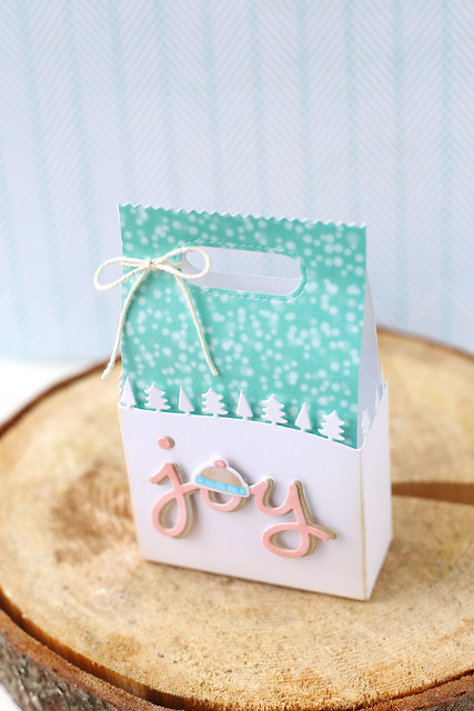 forest border goodie bags