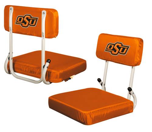 Oklahoma State Cowboys Hard Back Stadium Seat