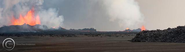 Holuhraun panorama