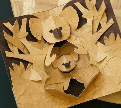 kirigami-koala-pop-up-card