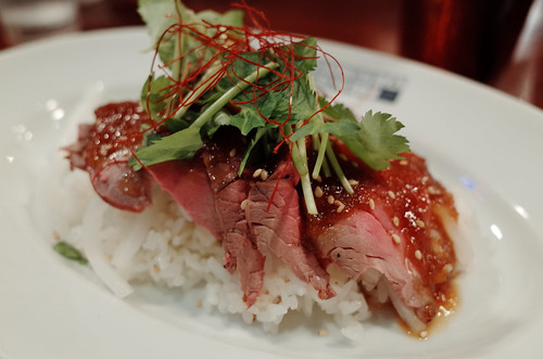 Roast Beef Donburi