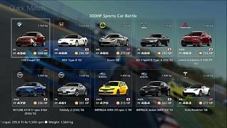 Gran Turismo 6: Quick Match 2