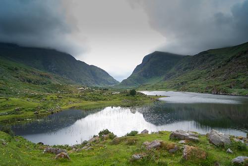 ireland digital landscape sony killarney a300 gapofdunloe