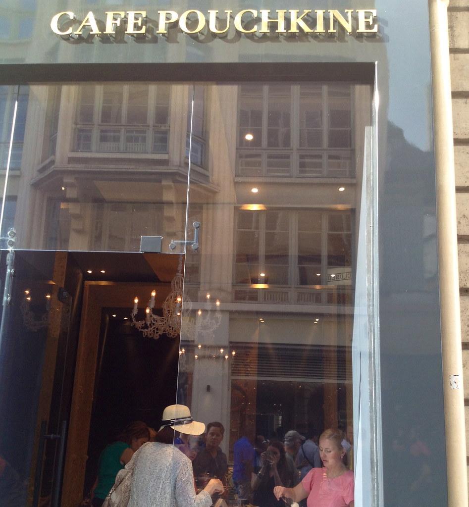 Cafe Pouchkine 2