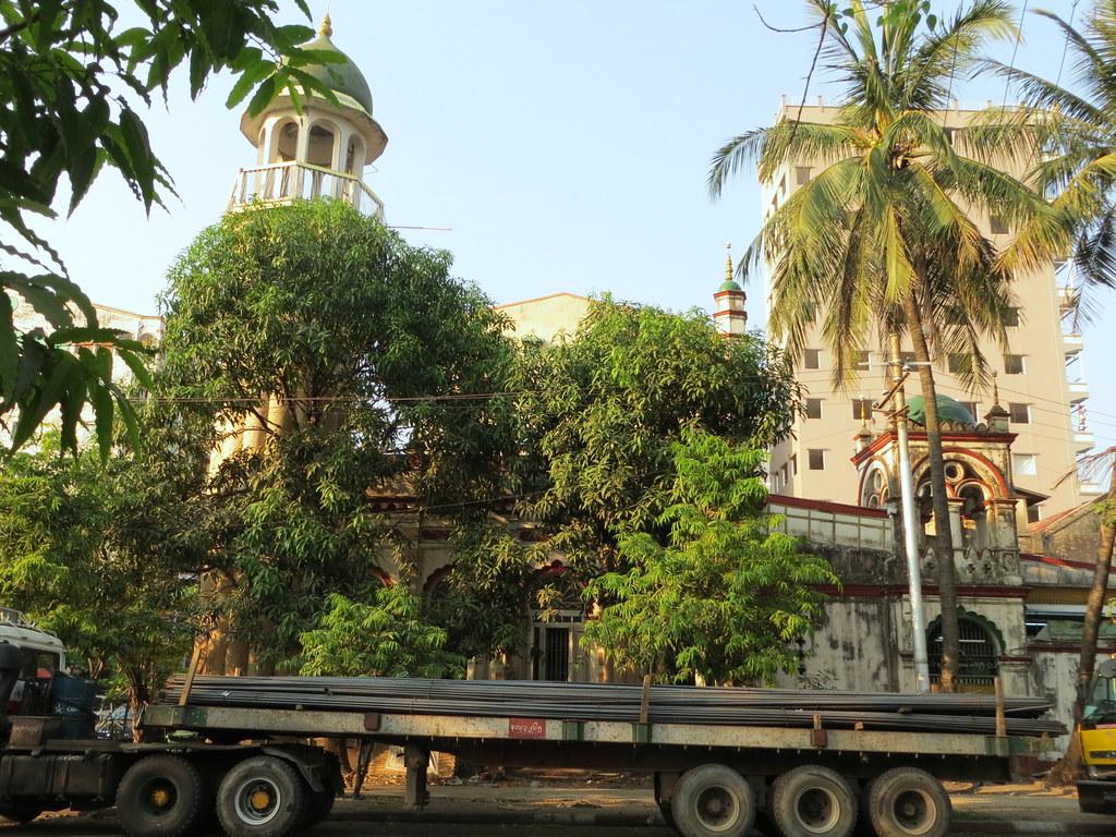 Bangkok ja Yangon 372