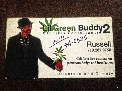 Lil Green Buddy 2