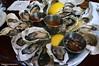 Oysters at Joe Fortes
