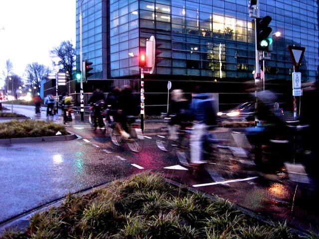Bikes traffic_Nijmegen