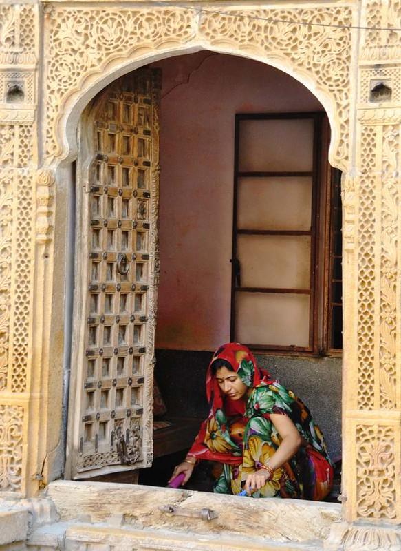 341 Camel safari a Jaisalmer (147)
