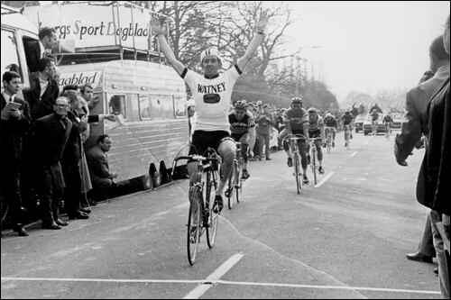 Amstel Gold Race 1971 - Lo sprint vincente di Verbeeck