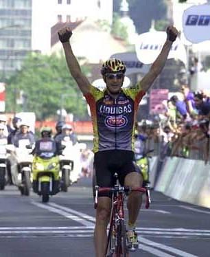 10° tappa Giro 2001