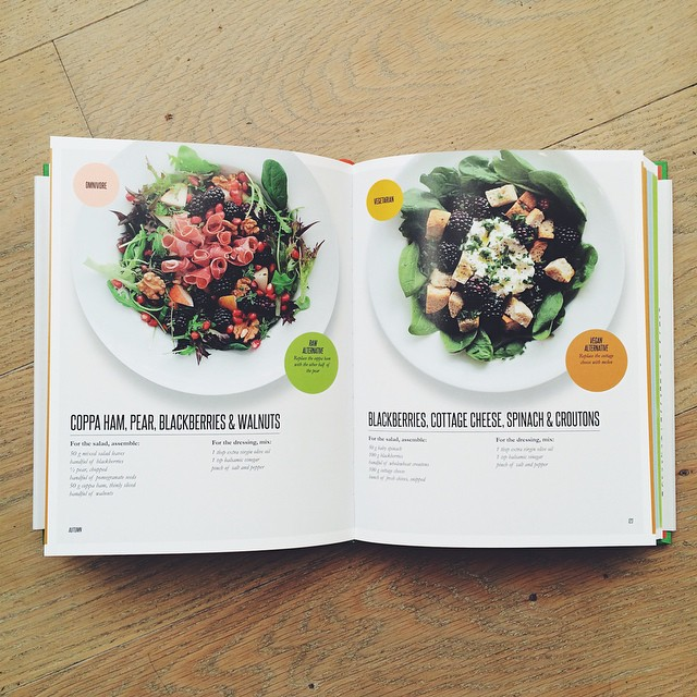 Finishing my blackberries week with two extra recipes from my book: http://astore.amazon.co.uk/saladpride-21/detail/1849494967 ;)