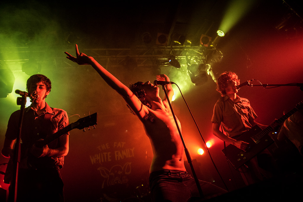 The Fat White Family @ Electric Ballroom, London 18/09/14The Fat White Family