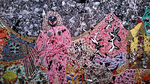 Pink Nude in Landscape (1956)