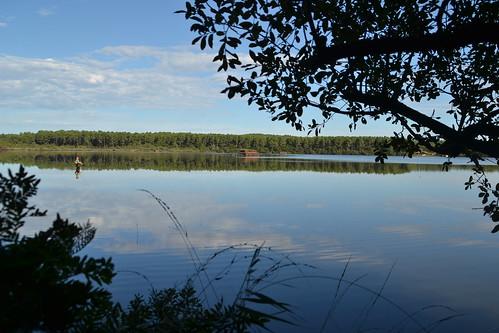 046 - l'étang blanc