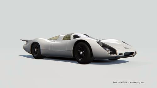 AC Porsche 908 LH