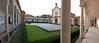 Das Ensemble gilt als erstes Baubeispiel für die Neorenaissance in Baden. Der früheste und bekannteste Friedhof im Camposanto-Stil ist der 1283 entstandene Friedhof von Pisa.