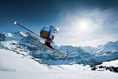 Jungfrau: legenda o třech velikánech