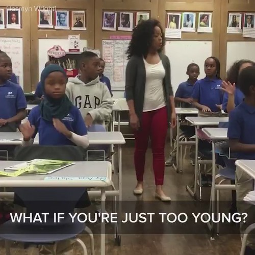 @DonJohnstonLC : RT @BuzzFeedNews: This 3rd grade teacher taught her students a valuable lesson after the election https://t.co/Takh8YwlL5