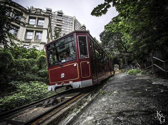 Peak Tram, Hong Kong, Nikon D750, AF-S Zoom-Nikkor 14-24mm f/2.8G ED