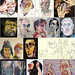 15 Artists - 18 Subjects by Gila Mosaics n'stuff
